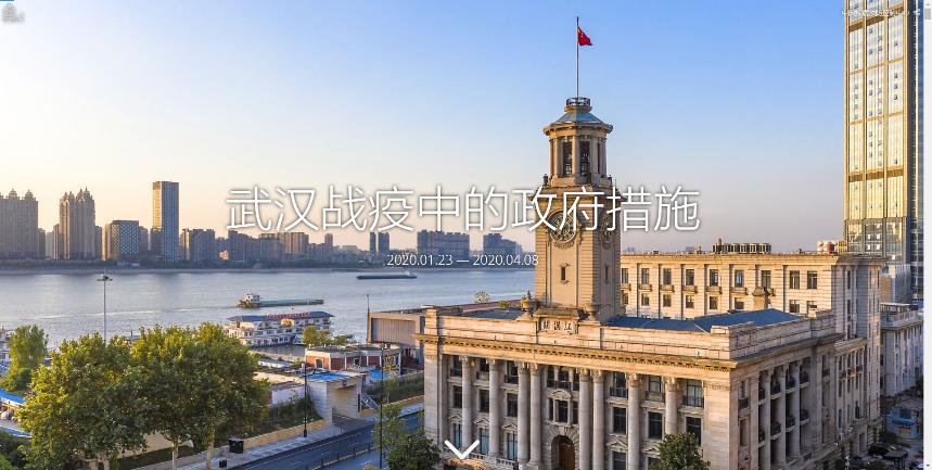 A834(二等奖)武汉战疫中的政府措施
