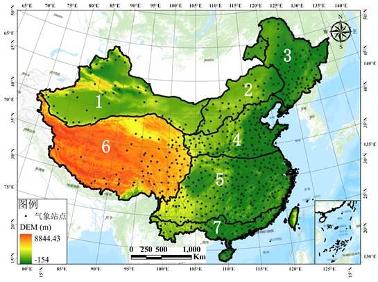 B689(三等奖)基于深度学习的气象干旱时空预测分析