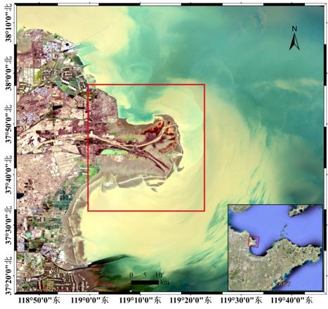 D520(三等奖)基于多波段SAR遥感影像的黄河口湿地相干性估计及变化特征研究