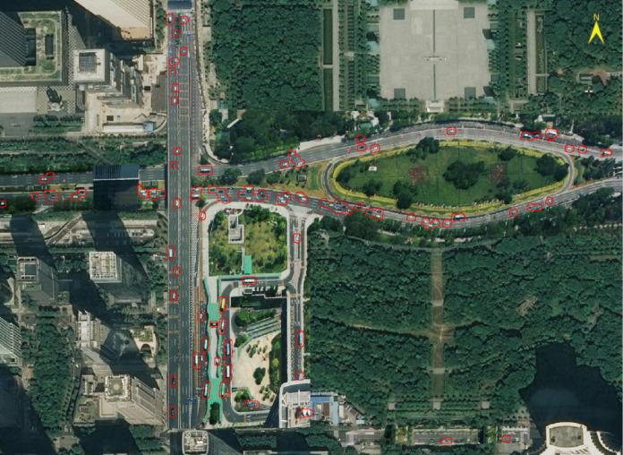 D250(一等奖)基于城市天际线对地观测技术的区域交通流量监控