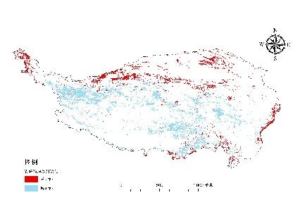 D68(三等奖)基于多源遥感影像的青藏高原冰川区识别及物质平衡变化研究
